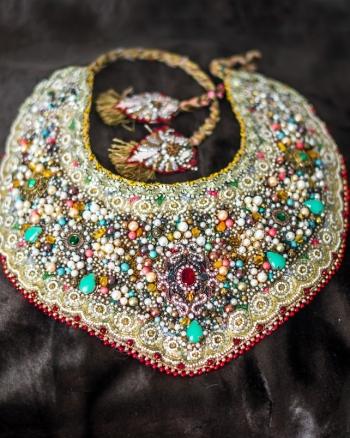 Оплечье ожерелье